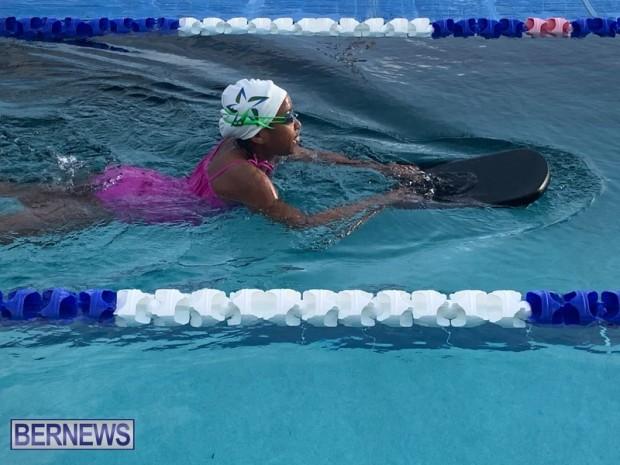 Bermuda Special Olympics swimming training Feb 2021 (5)