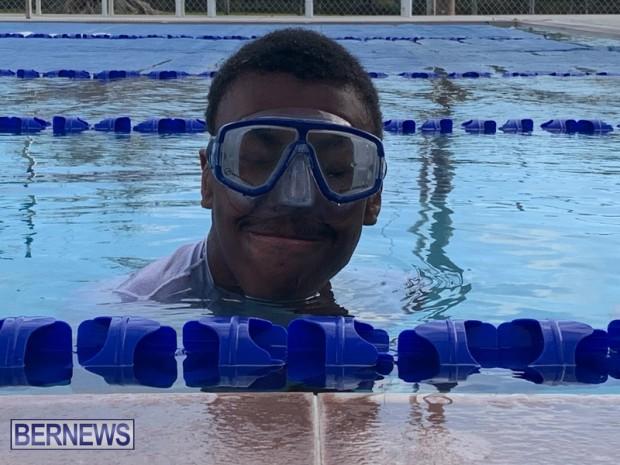 Bermuda Special Olympics swimming training Feb 2021 (9)