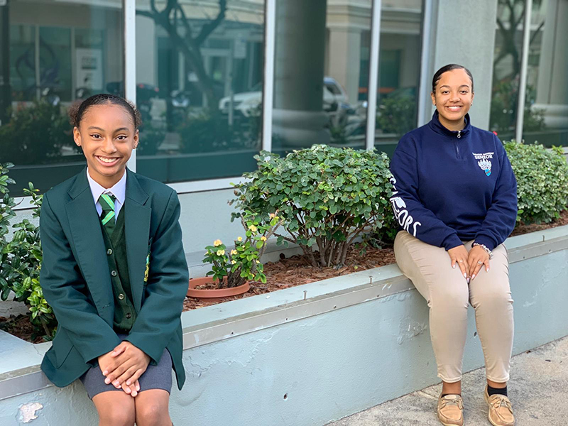 Conyers Essay Competition Winners Bermuda Feb 2021
