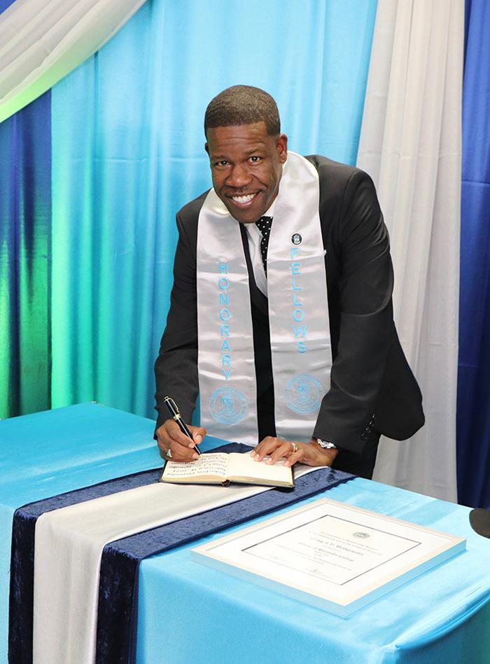 Craig Bridgewater Bermuda Feb 2021