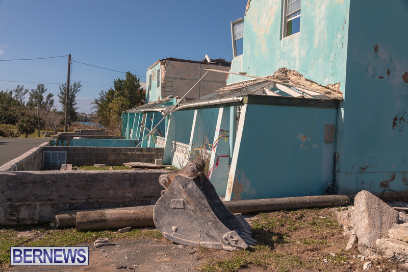 Demolition work west end Bermuda Feb 2021 DF (10)