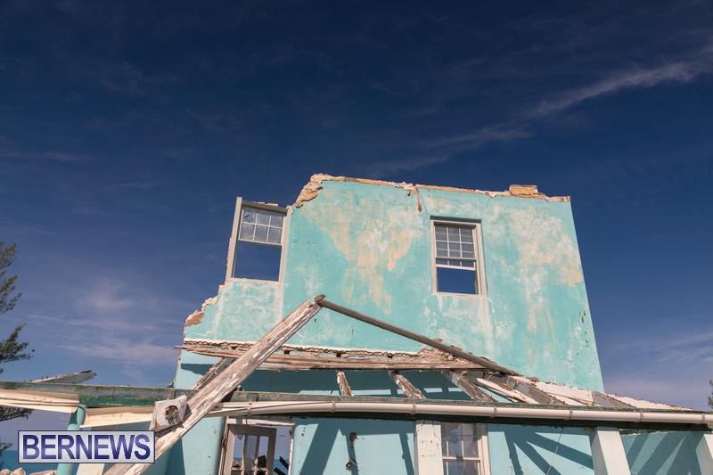 Demolition work west end Bermuda Feb 2021 DF (11)