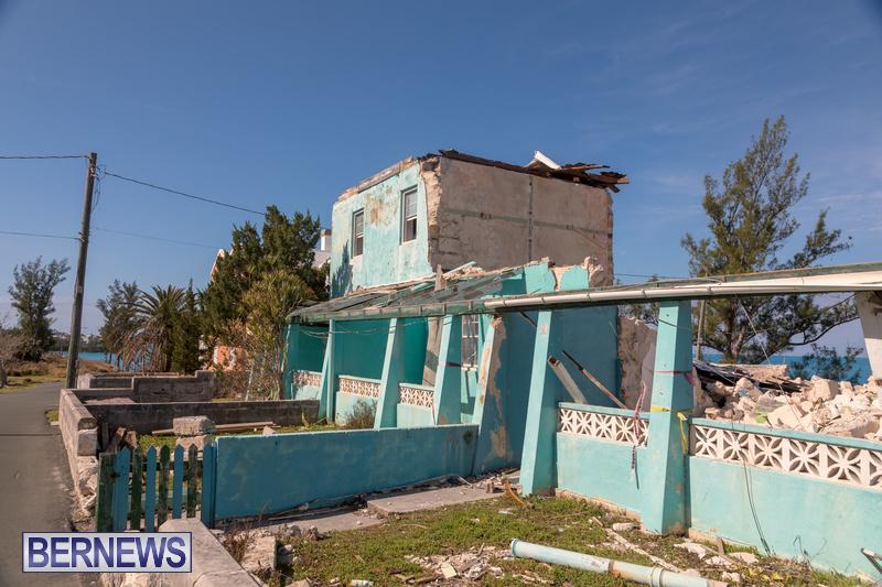 Demolition work west end Bermuda Feb 2021 DF (12)