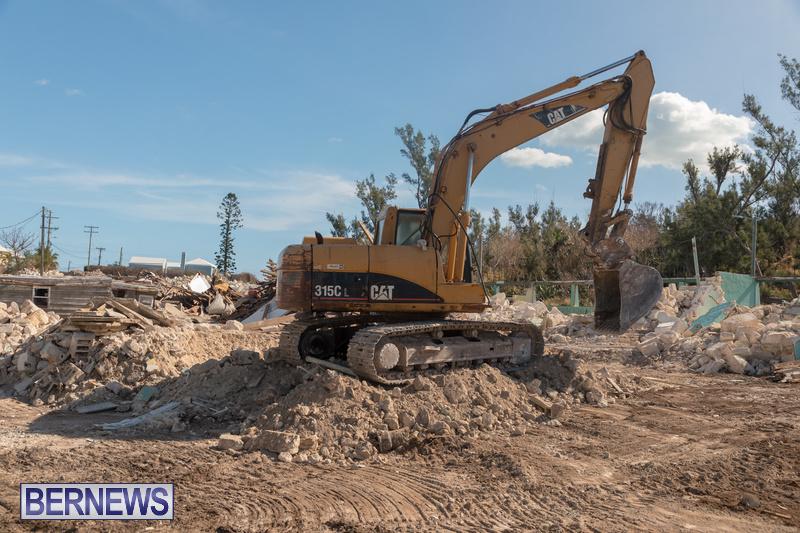 Demolition work west end Bermuda Feb 2021 DF (8)