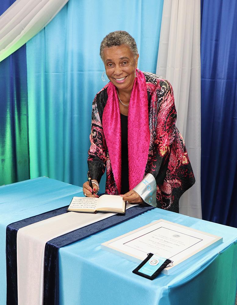 Grace Swan Bermuda Feb 2021