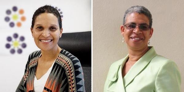IOD Bermuda Danielle Riviere & Shirlene White Feb 2021