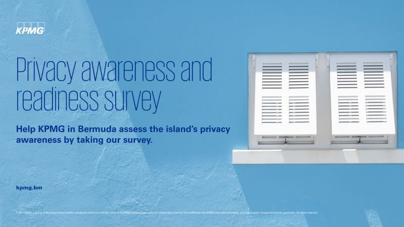 KPMG Privacy Survey Bermuda Feb 2021