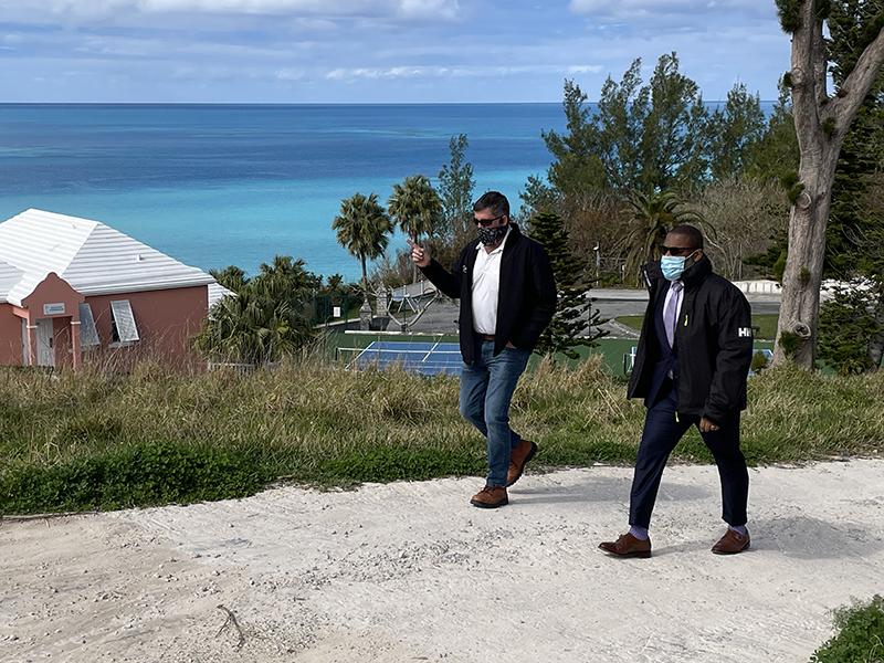 Minister Roban Solar Bermuda Feb 23 2021 (1)
