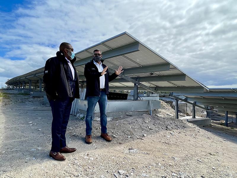 Minister Roban Solar Bermuda Feb 23 2021 (3)