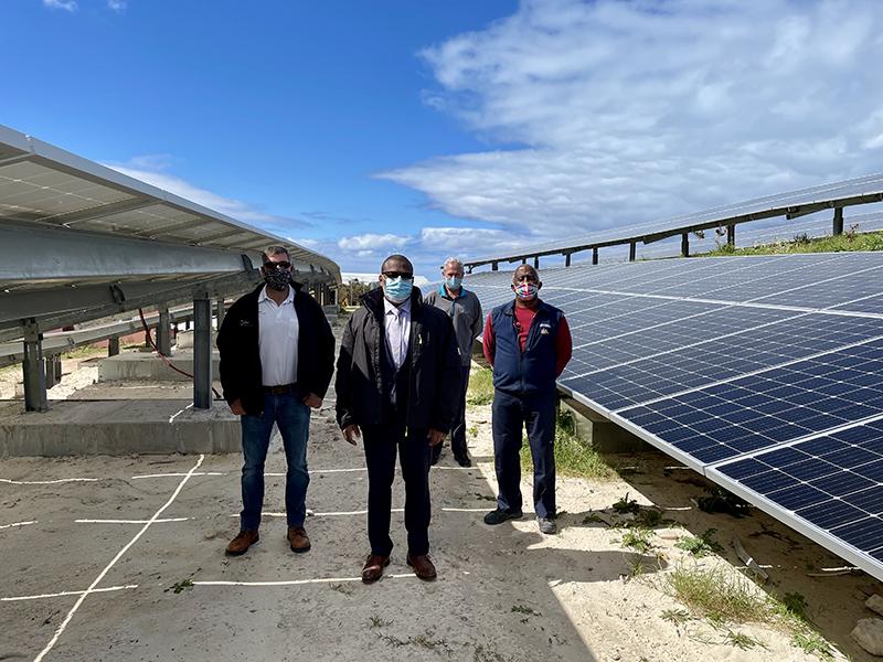 Minister Roban Solar Bermuda Feb 23 2021 (4)