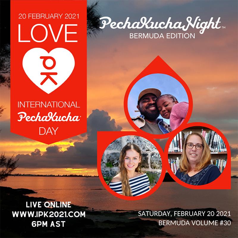 PechaKucha 30th Edition Bermuda Feb 2021