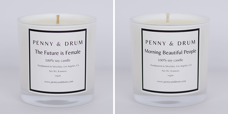 Penny & Drum Release Two New Scents  Bermuda Feb 2021