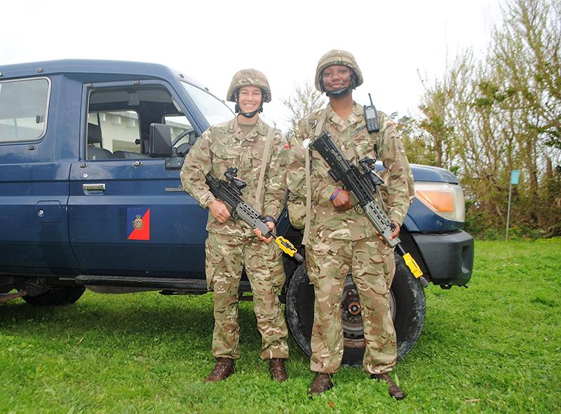 Regiment Bermuda Feb 28 2021 (2)