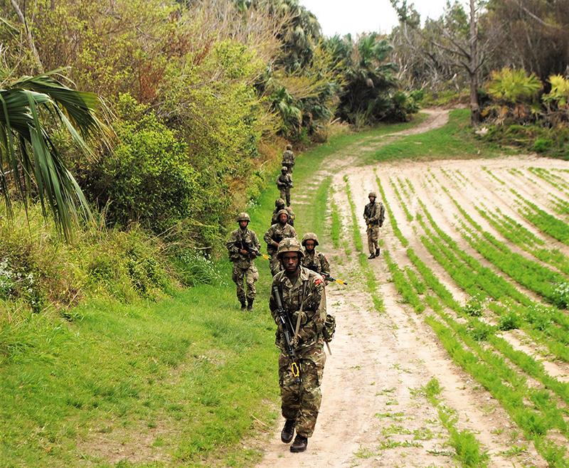 Regiment Bermuda Feb 28 2021 (4)