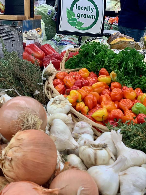 Restaurant Weeks Bermuda Feb 18 2021 MarketPlace Cooking Class Ingredients