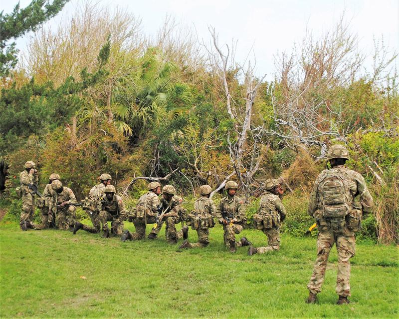Royal Bermuda Regiment Feb 2021 (3)