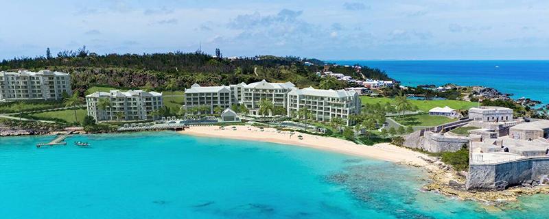 St Regis Bermuda Resort Feb 2021