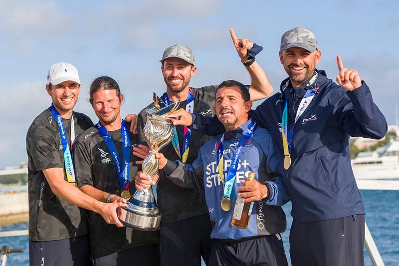 StarsStripes USA Team Bermuda Feb 2021