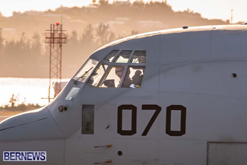 USAF C-130 Bermuda Feb 2021 1