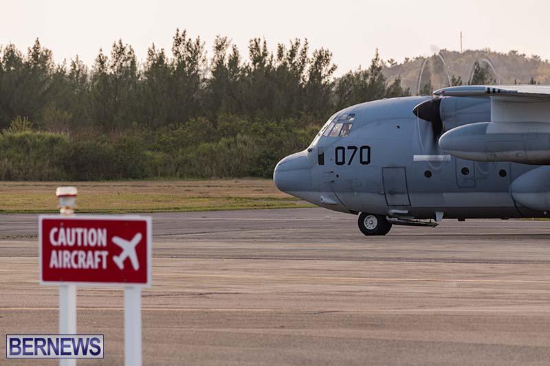 USAF C-130 Bermuda Feb 2021 3