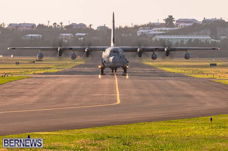 USAF C-130 Bermuda Feb 2021 4