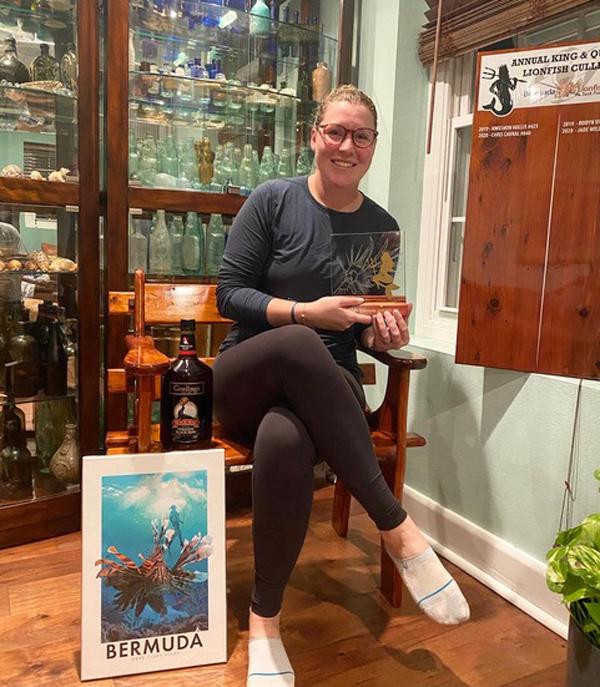 Winter Lionfish Derby Bermuda Feb 2021 (3)