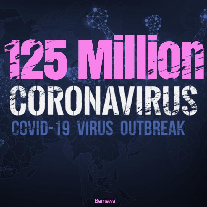 125 million coronavirus covid-19 outbreak IG