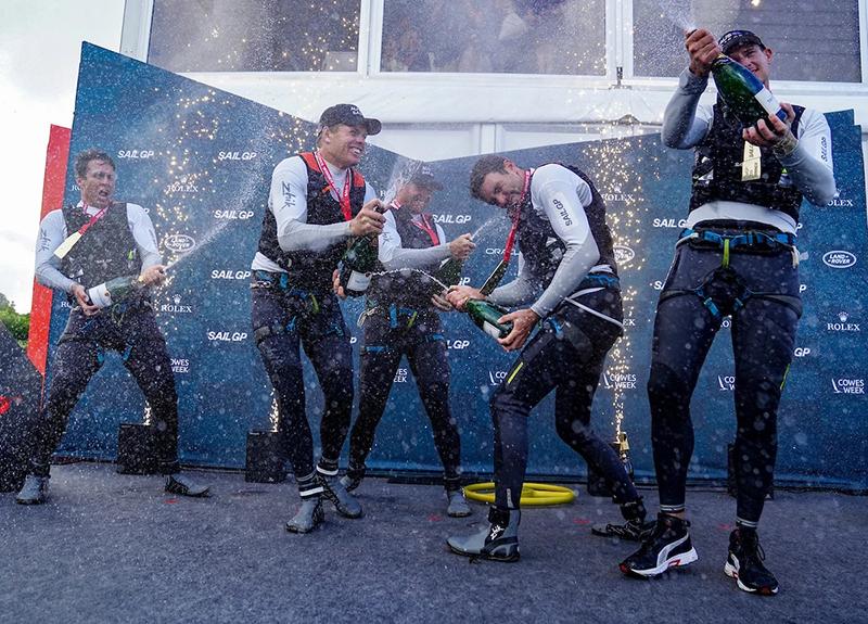 Australia SailGP Team Bermuda March 2021