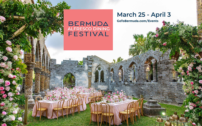 BTA Alfresco Dining Festival March 2021