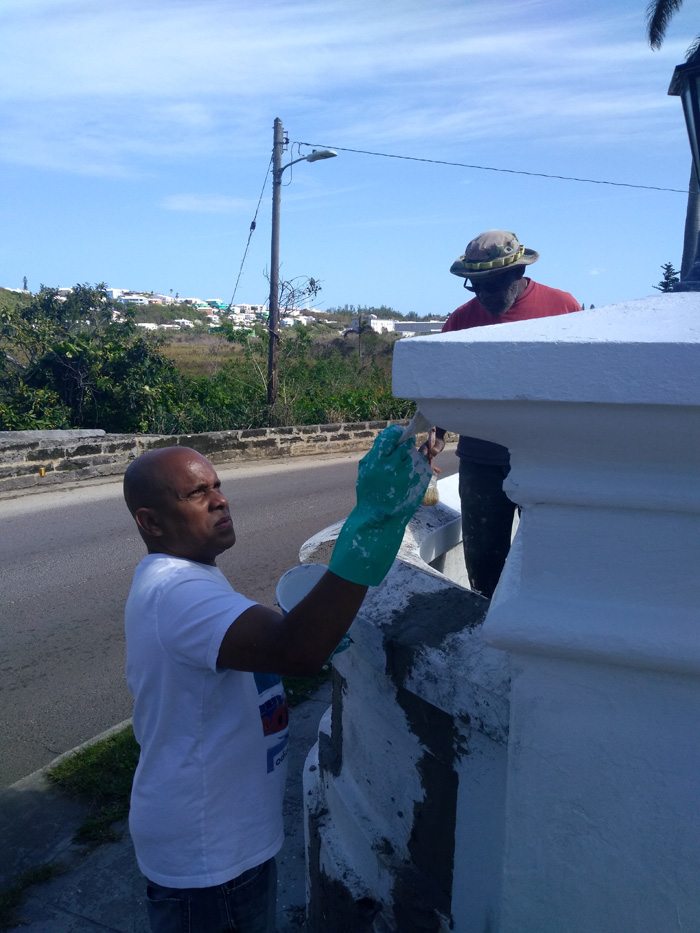 Christ Church Devonshire Project Bermuda March 2021 (5)