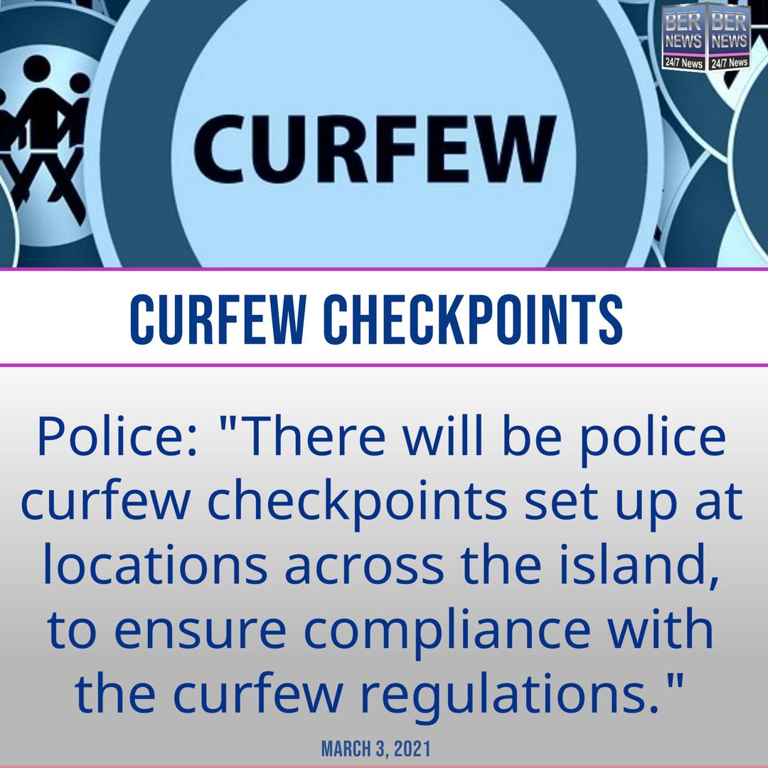 Curfew police March 3 2021 Bermuda (2)