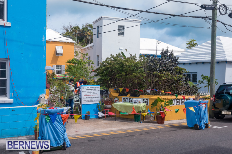 DJ Flava Fishcakes Bermuda March 2021 3