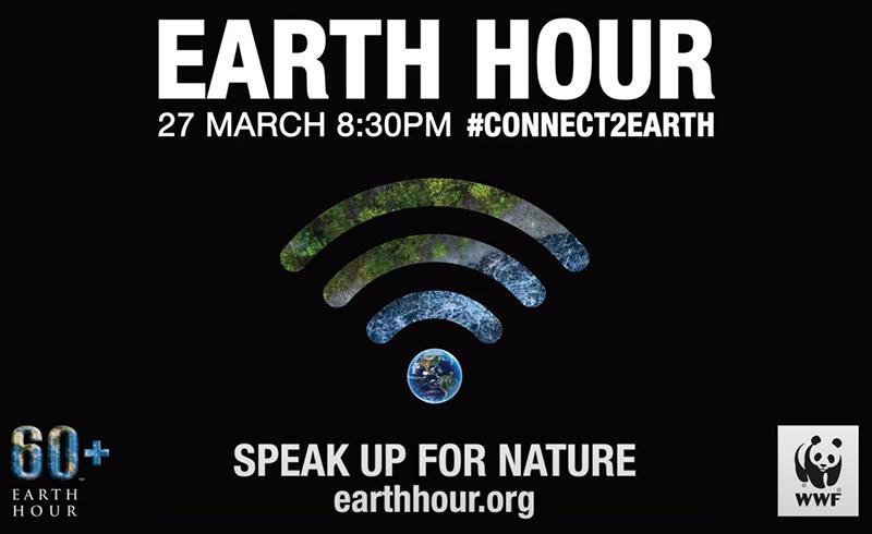 Earth Hour Bermuda March 2021