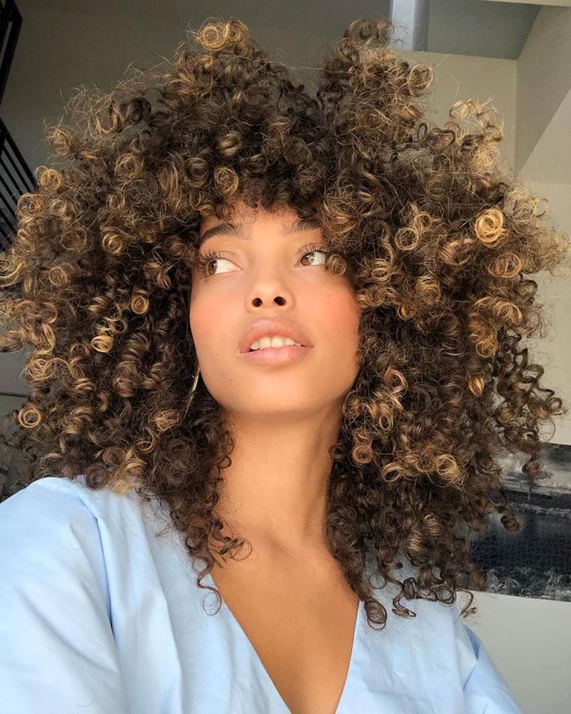 Elle Australia Features Model Aliana King Bermuda March 2021