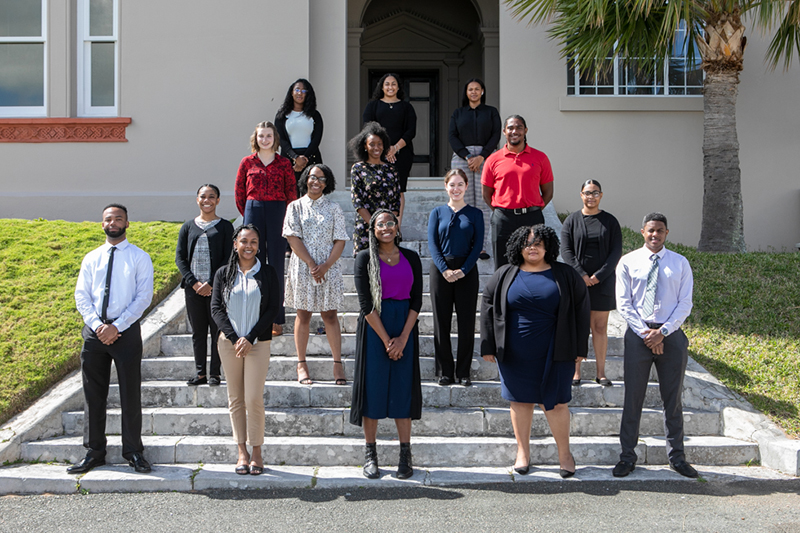 Graduate Trainees Complete Career Readiness Programme Bermuda March 2021 1