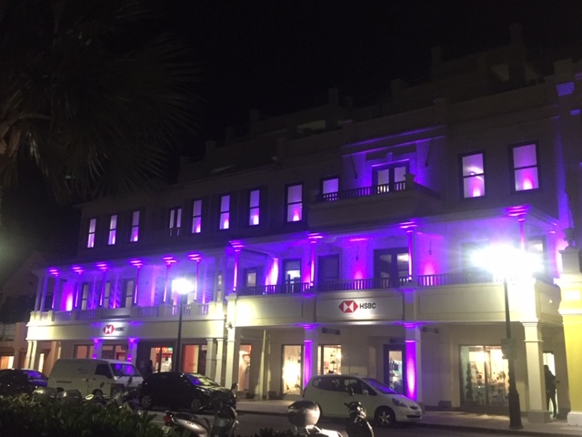 HSBC International Women's Day Bermuda March 2021