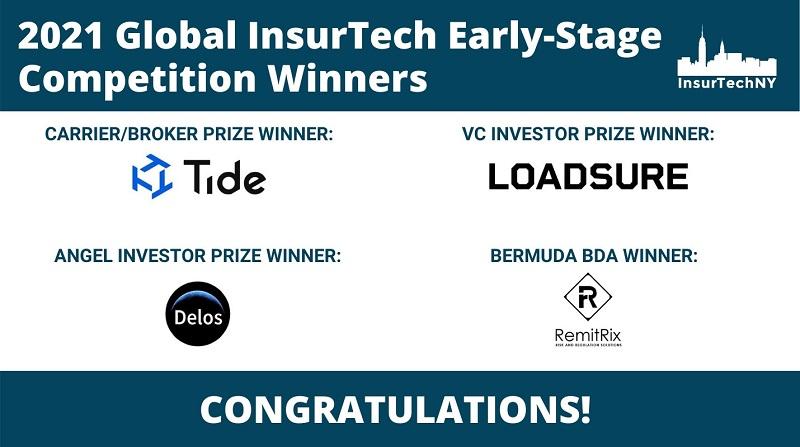 InsurTechNY-winners