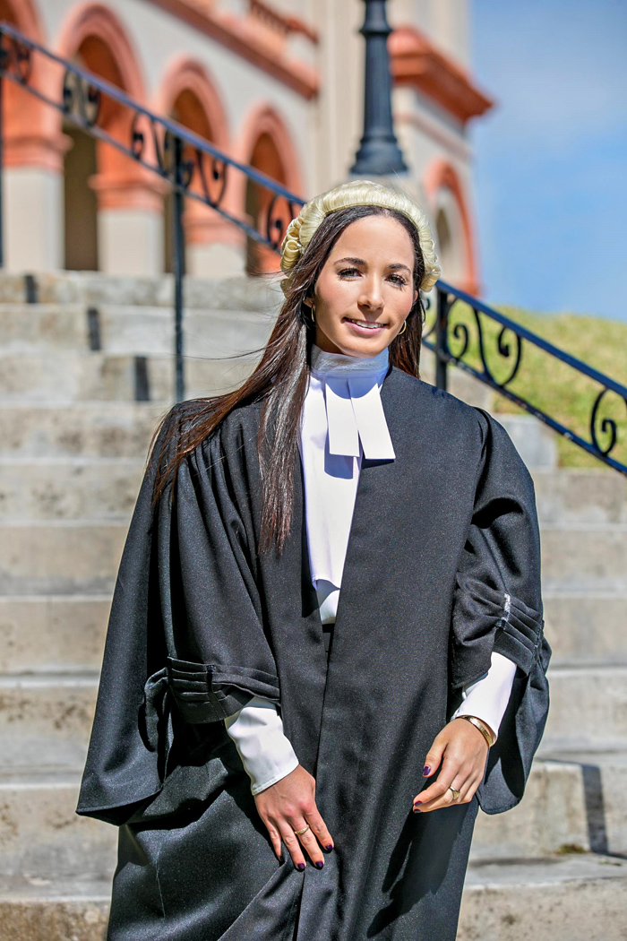 Lauren Pereira Bermuda March 2021