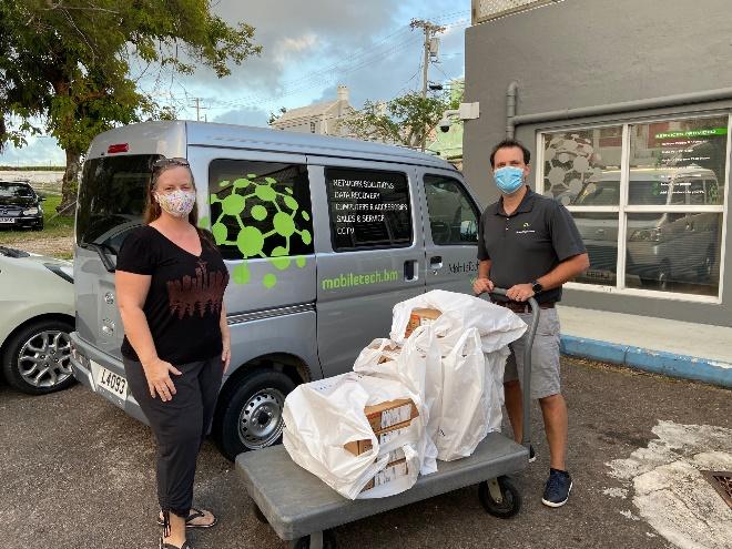 Pembroke Rotary Donation Bermuda March 2021 2