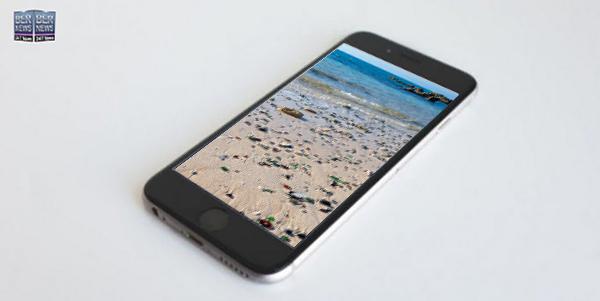 Phone Wallpaper Wednesday TWFB Bermuda Sea Glass