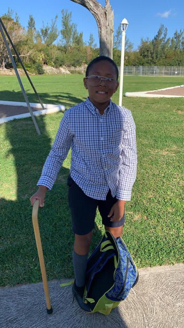 SGPS Celebrates 100 Days Of School   Bermuda March 2021 (39)