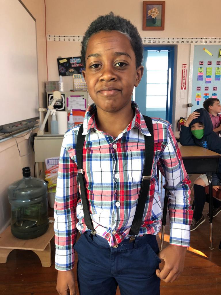 SGPS Celebrates 100 Days Of School   Bermuda March 2021 (57)