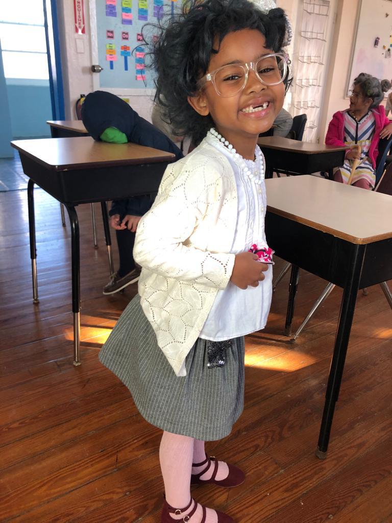 SGPS Celebrates 100 Days Of School   Bermuda March 2021 (59)