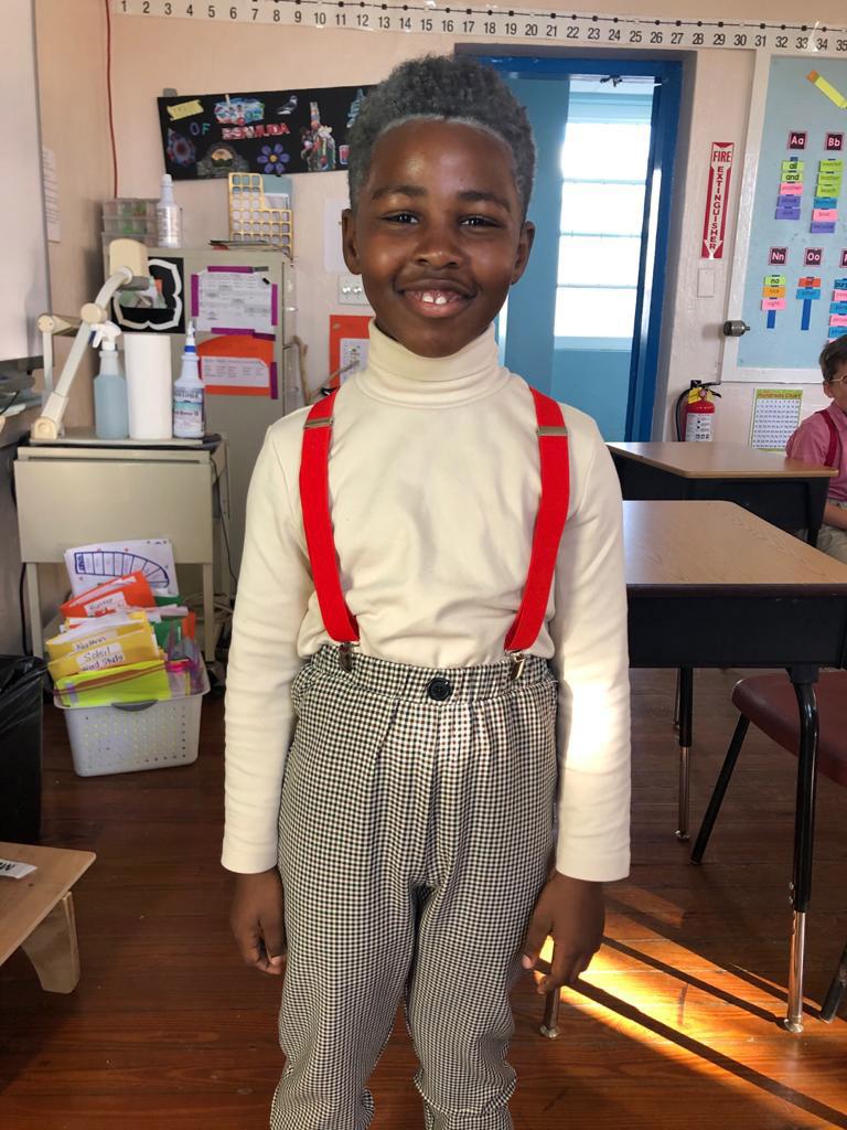 SGPS Celebrates 100 Days Of School   Bermuda March 2021 (63)