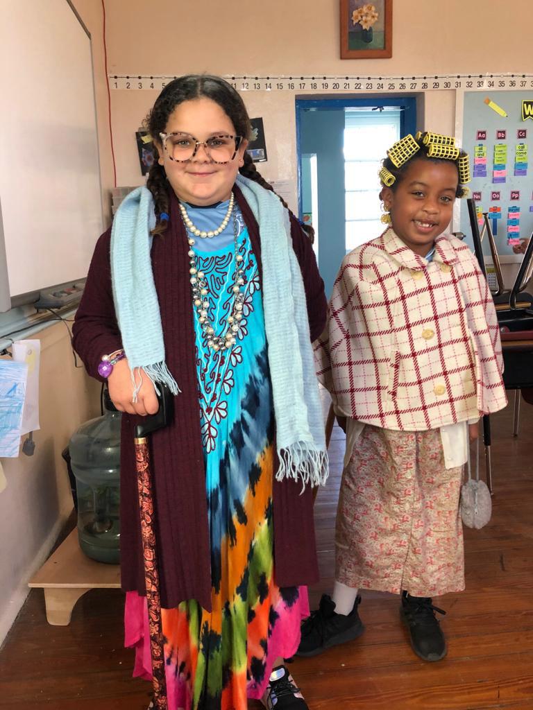 SGPS Celebrates 100 Days Of School   Bermuda March 2021 (66)