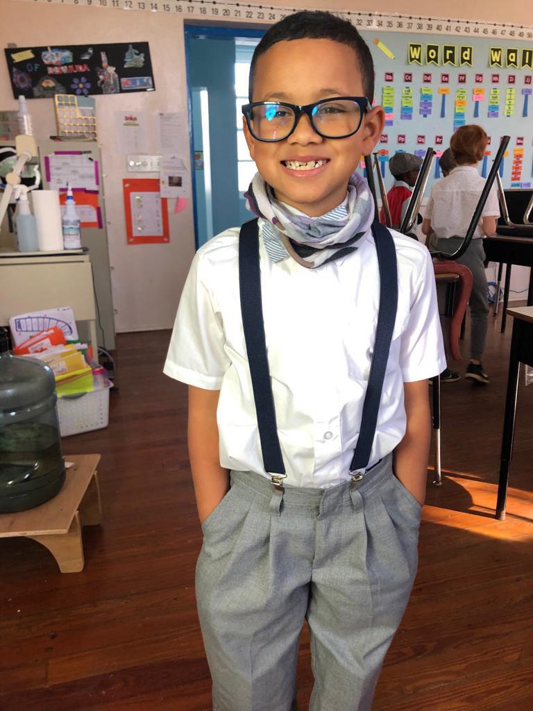SGPS Celebrates 100 Days Of School   Bermuda March 2021 (67)