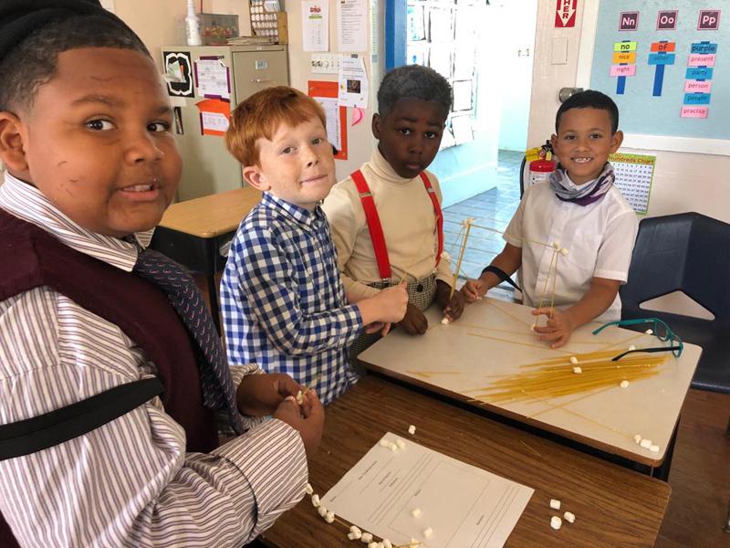 SGPS Celebrates 100 Days Of School   Bermuda March 2021 (8)