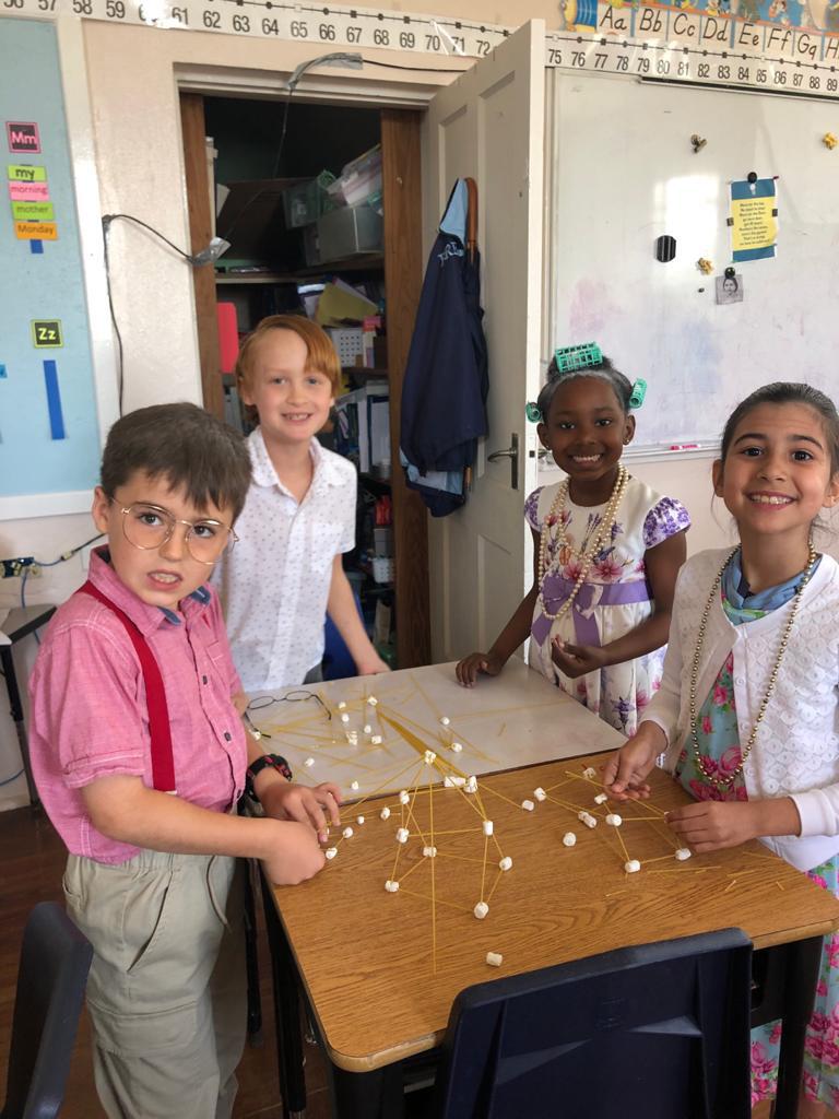 SGPS Celebrates 100 Days Of School   Bermuda March 2021 (9)