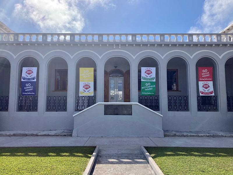 Saltus House Match Bermuda March 2021 2