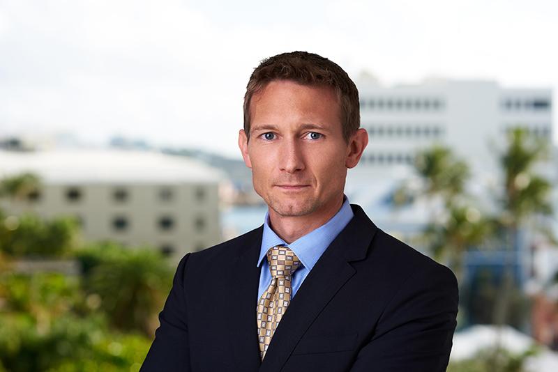 Scott Selkirk Bermuda March 2021
